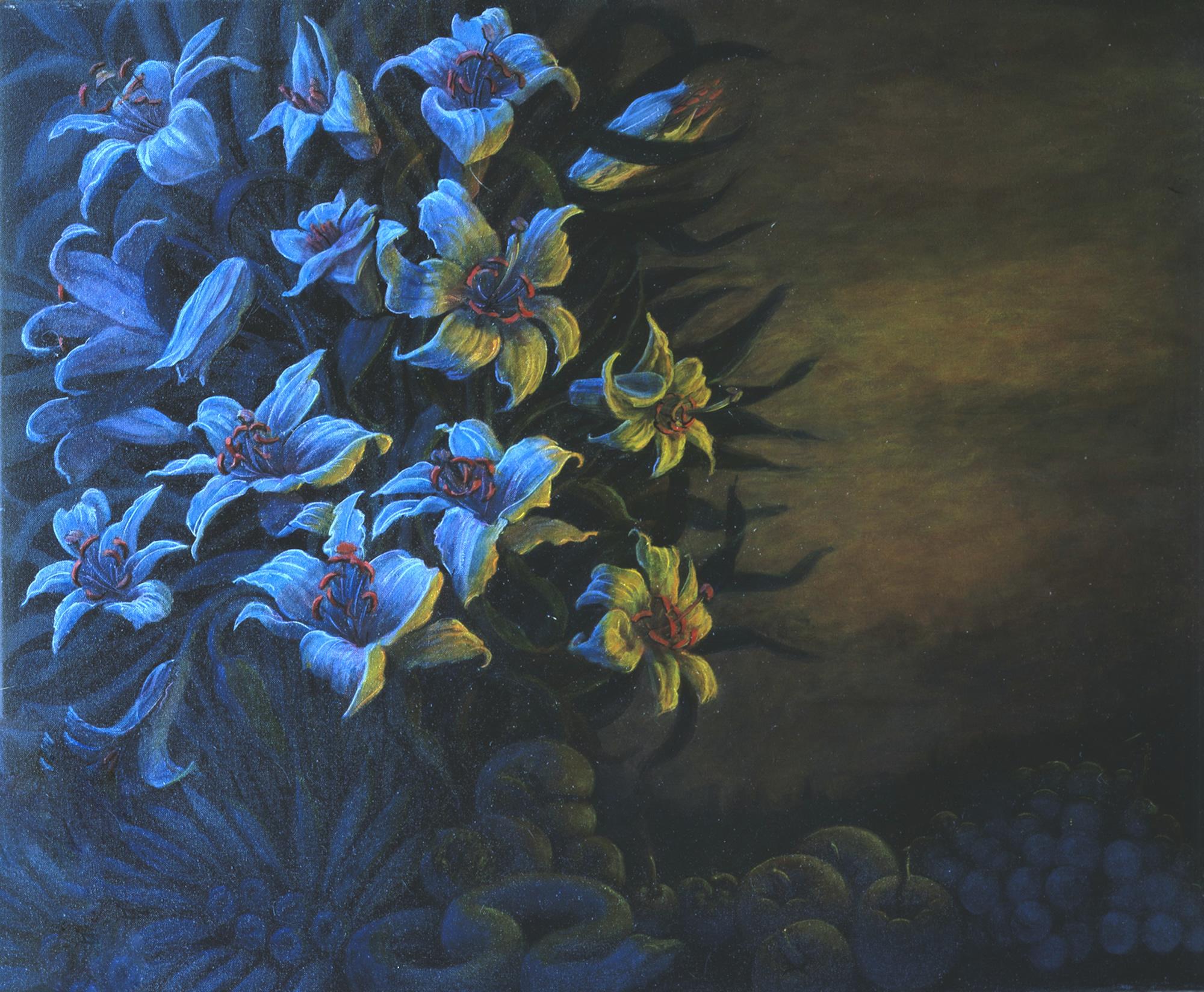 Millenium lilies