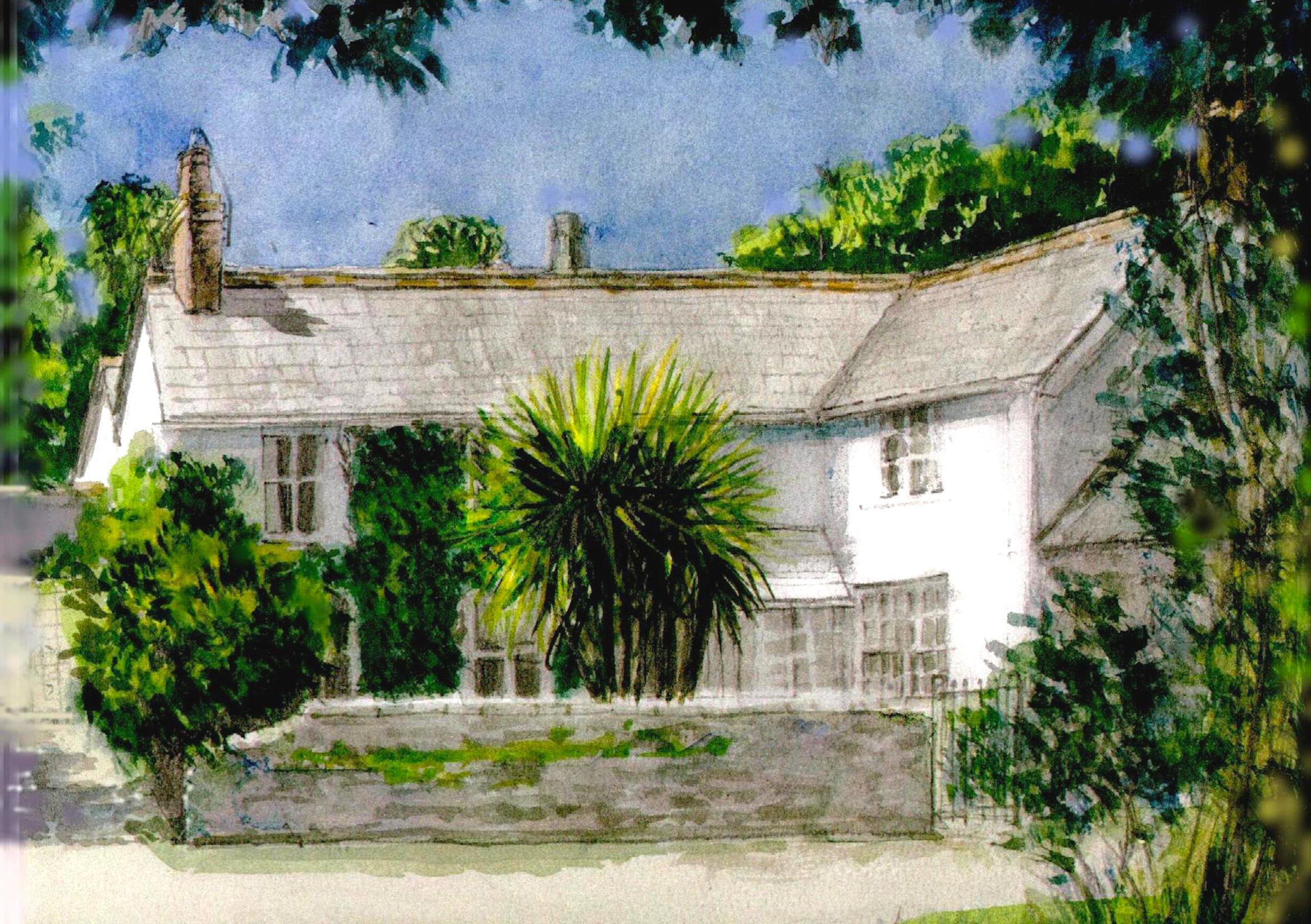 Tretheake Manor